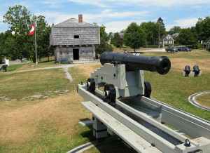 Blockhouse National Historic Site