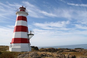 Brier Island Light