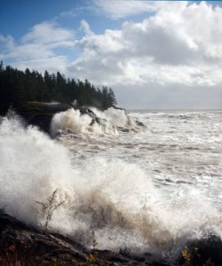 Bay of Fundy Weather Wind