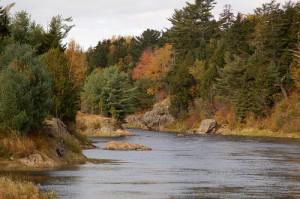 Machias River