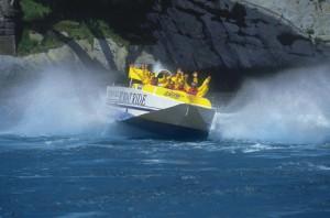 Reversing Falls Jet Boat Ride