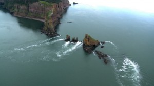 Riptide at Cape Split