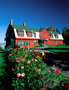 Roosevelt Cottage in Roosevelt Campobello International Park