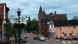 Victoria Street, Amherst, Nova Scotia
